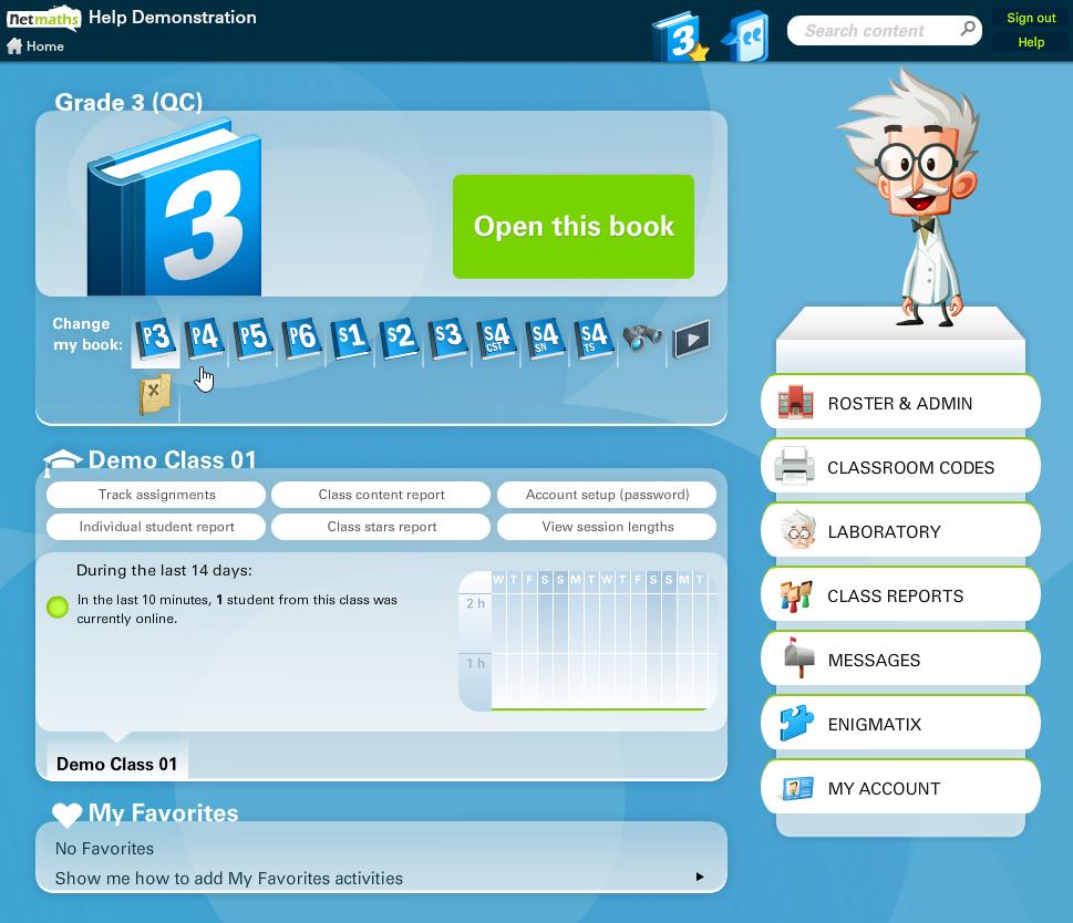 Netmath App Home - Netmath Help Center